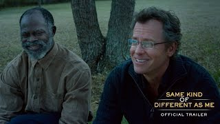 Same Kind of Different as Me Trailer (2017) - Paramount Pictures
