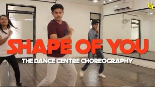 Shape of You | The Dance Centre Choreography