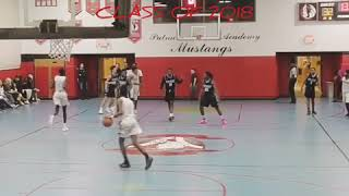 DAVID AIKENS PG PUTNAM SCIENCE ACADEMY CT. HIGHLIGHTS 1/20/18