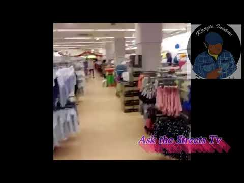 Lady Gangsta  Spit Up Mother Care Work For Accusing  Her of Stealing