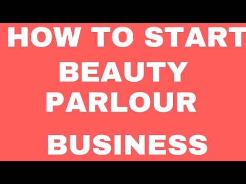 How To Start Beauty Parlour Business | Small Business Idea