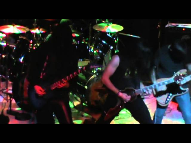 The Barbarian (live)