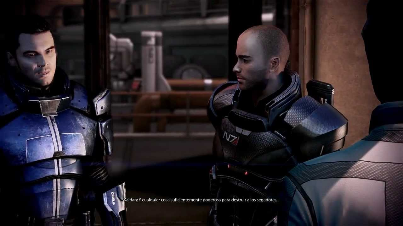 Mass Effect 3 T... Ghosts Of Mars