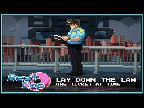 Detective Falcon Back as a Beat Cop! - Beat Cop On The Go (Android iOS)