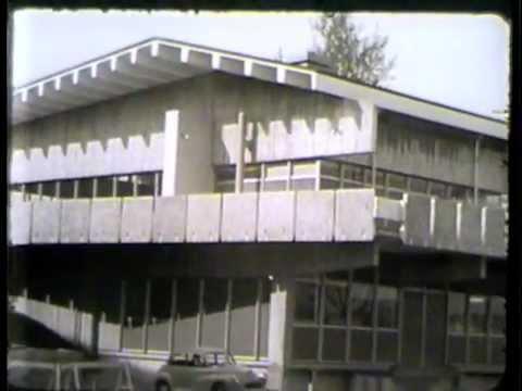 University of Washington Nuclear Reactor, ca. 1963