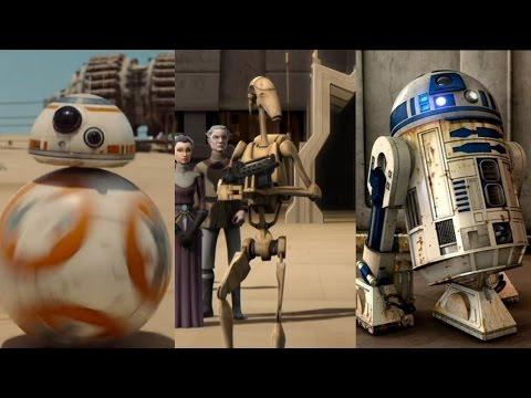 Top 10 Star Wars Droids