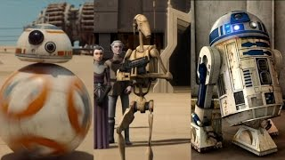 Top 10 Star Wars Droids