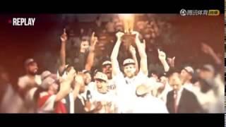 |2017NBA Playoff季后賽宣傳片 燃點球迷氣氛|