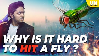Why is it hard to HIT a FLY? | Unnoticed 2.0 | Ep #2 | Tamil | LMES