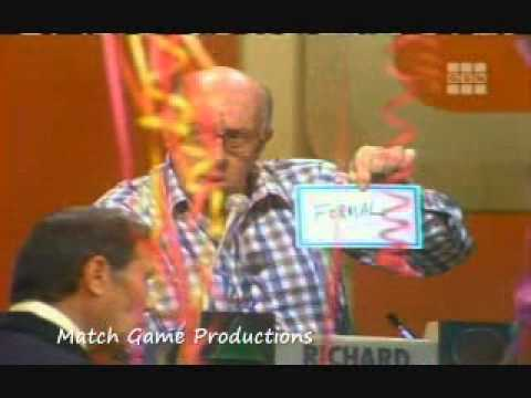 Match Game 77 New Year's Eve Episode 1129 No Brett Somers