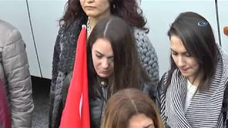 Gambar cover Atatürk Dolmabahçe'de Gözyaşlarıyla Anıldı