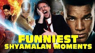 Ностальгирующий Критик - Топ 11 самых смешных моментов из фильмов Шьямалана