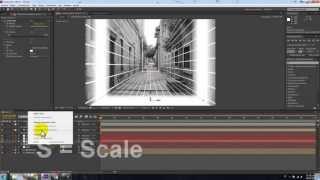 Tutorial After Effects. Proyección de cámara 3D en una imagen jpg HD | Español