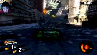 Live Video Commentary! (Motorstorm Apocalypse Online Race)