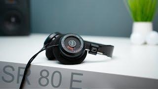 grado SR80e Headphone Review