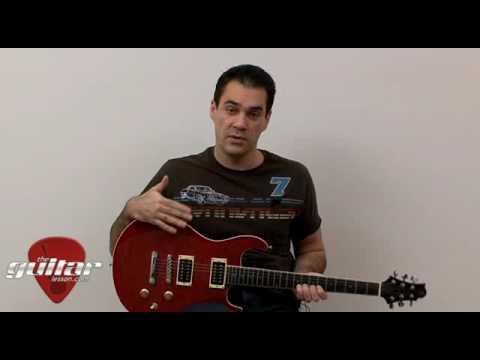 Beginner Guitar Lesson #9 - Vibrato, Sliding, String Bending, Palm ...