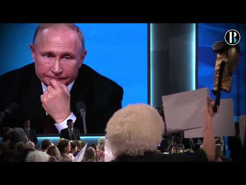 Putin acusa a EEUU de aumentar el riesgo de una guerra nuclear en el mundo