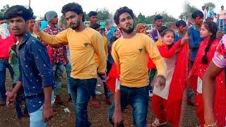 Kapil Deol ke sath Ganesh Muniya ne dance Kiya super duper dance 2021 ka//VK Bhuriya live program