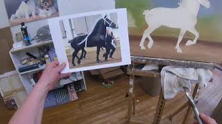 Oil Painting - Basic Layers Part 6
