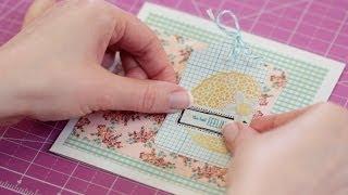 Layering and Matting -- Papercraft Basics