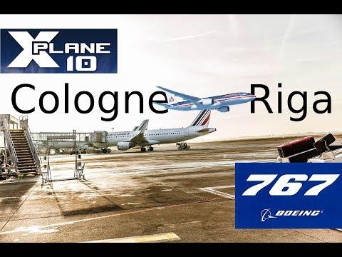 Boeing 767 X Plane 11 Download