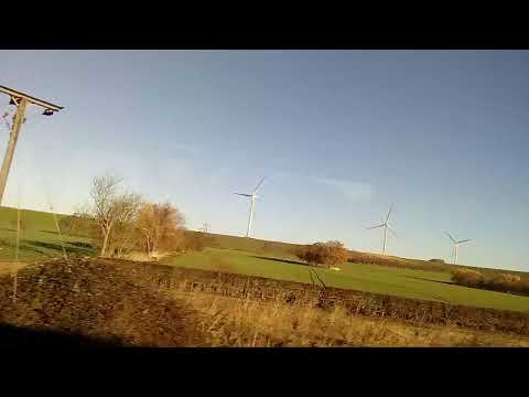 UK green fields wind powers 23 11 2017