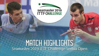 Никита Артеменко vs Tomislav Pucar | Serbia Open 2019 (R64)