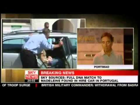 Was Madeleine's BODY in the RENTAL car? McCANN FORENSICS v 'NO EVIDENCE' Pt 3 -