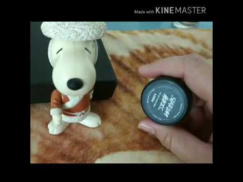 Lush Solid Perfume Adventure. |#SolidPerfume Review - YouTube