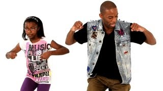 How to Do the Funky Walk | Kids Hip-Hop Moves
