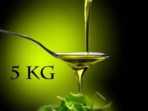 Yo tomo aceite de oliva con limón y esto es lo que me paso