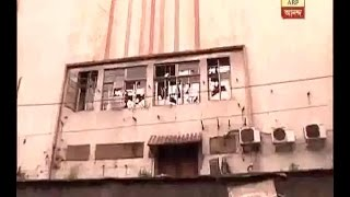 Fire breaks at Jyoti cinema hall in mid night