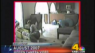Wordwide Intelligence Network - Nanny Cam caught abusing baby