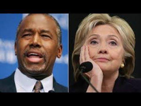 Election Night 2020 | Ben Carson vs Hillary Clinton