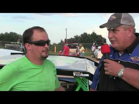 Chris Bayhi Interview @ Southern Raceway 9-29-18