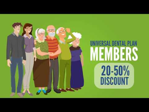 Universal Dental Plan About Us Cartoon Video