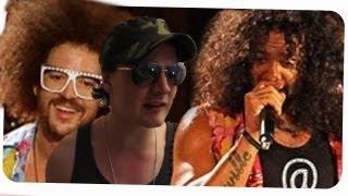 lmfao party rock anthem parodie