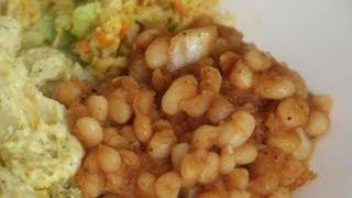 Vegan Baked Beans Recipe - Vegetarian Baked Beans - Homemade Baked Beans