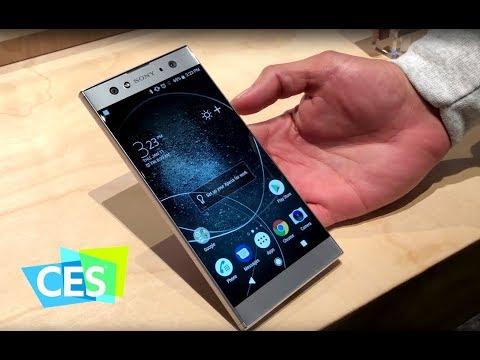 Sony Experia X2 Ultra - CES 2018
