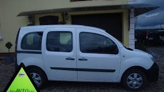 Продажа АВТО Рено Renault Kangoo пасс 2008 Тест драйв