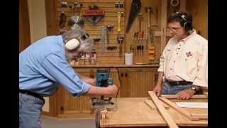 Cabinetmaking Techniques Part 2