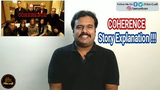 Coherence (2013) Hollywood Movie Story Explanation in Tamil by Filmi craft