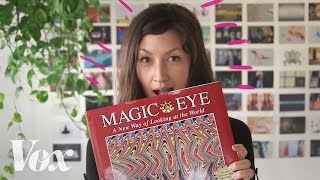 The secrets of the Magic Eye illusion, revealed - Vox by : Vox