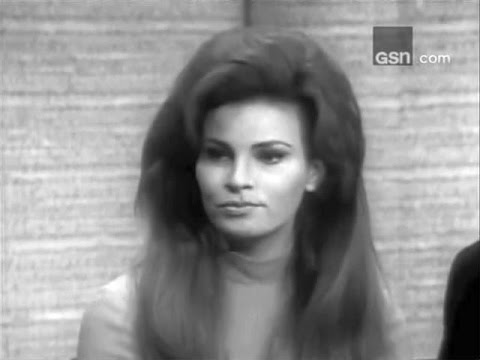 What's My Line? - Raquel Welch; PANEL: George Grizzard, Phyllis Newman, Tony Randall (Apr 30, 1967)