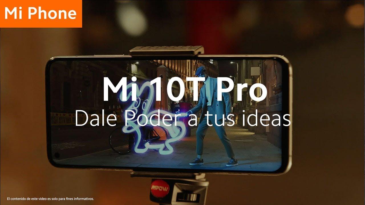 #Mi10TPro | Haz obras de arte con sus modos de larga exposición