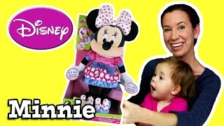 Disney Minnie Mouse - Hold My Hands Singing Minnie
