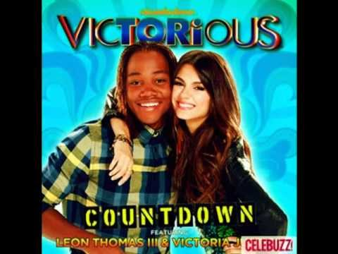 Countdown Victorious Victoria Justice Leon Thomas Lll Hd Youtube