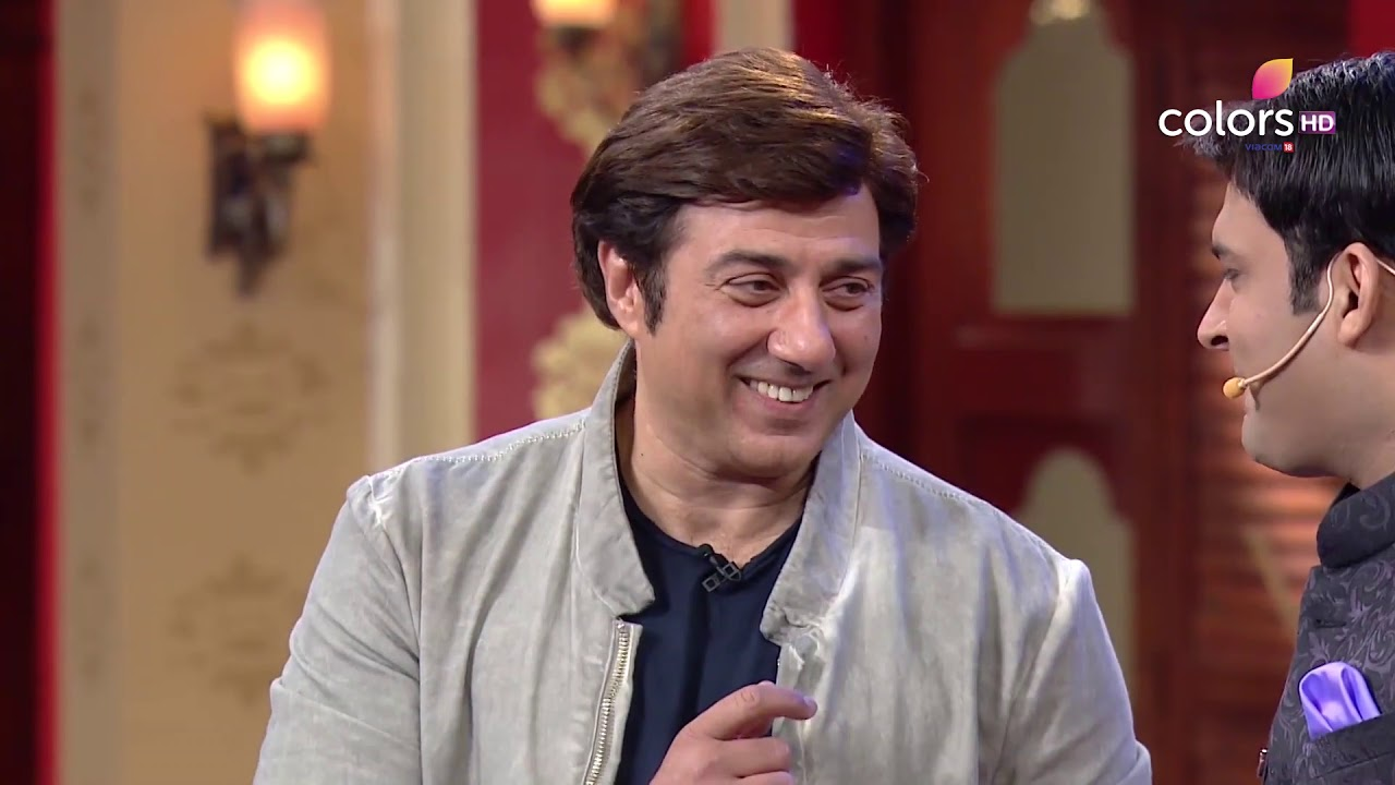 Comedy Nights with Kapil - Sunny Deol's secret