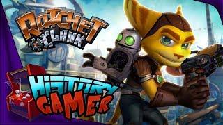 La Historia De Ratchet & Clank │ History Gamer
