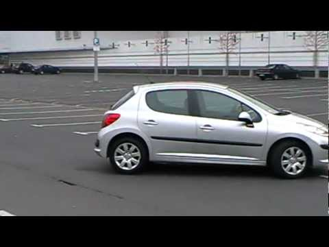 peugeot 207 1 4 hdi 2008 r youtube. Black Bedroom Furniture Sets. Home Design Ideas